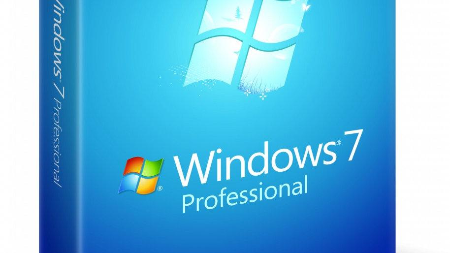 Microsoft Windows 7 Professional - 32/64bits for 1 PC Key