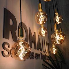 Lâmpadas ROMALUX