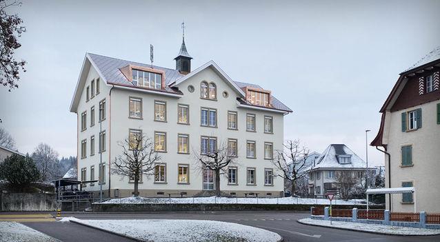 Schulhaus Vordemwald | Sanierung