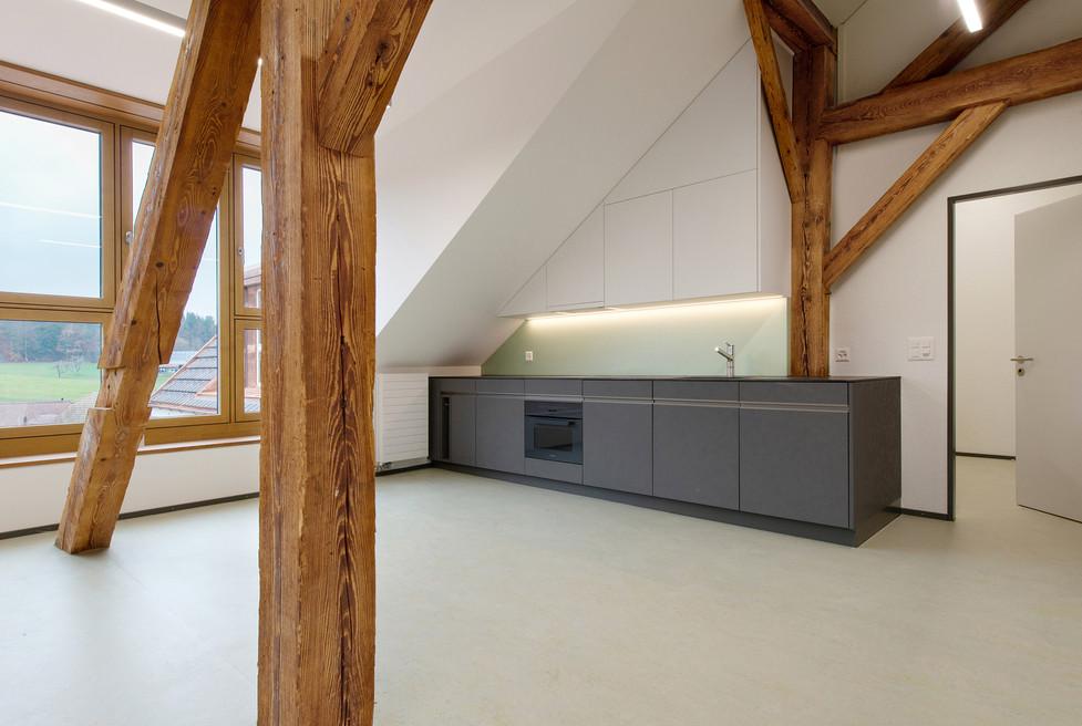 Innensanierung Lehrerzimmer | Dachgeschoss