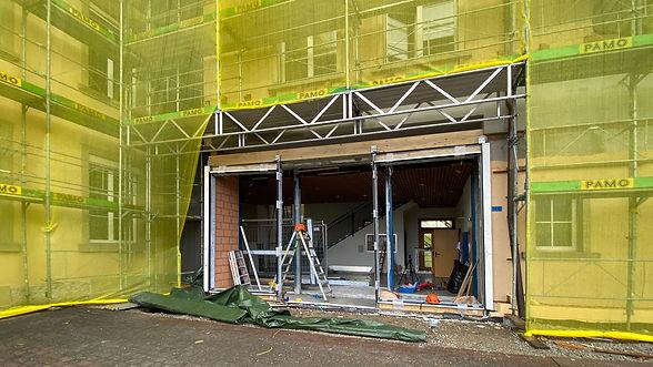 Baustelle_Schulhaus Vordemwald 2020_07_1