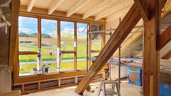 Baustelle_Schulhaus Vordemwald 2020_08_2