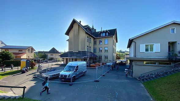 Baustelle_Schulhaus Vordemwald 2020_06_2
