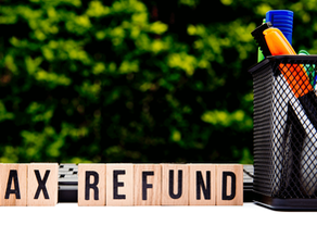 the one thing you need to consider when it comes to your tax refund