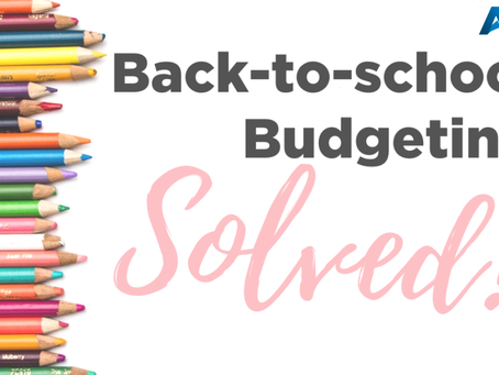 BACK TO SCHOOL MADE cheap!