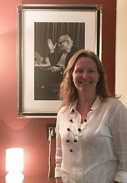 Leigh Morgan At Albert Ellis Institute _