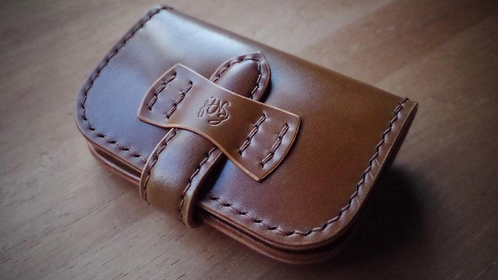 Card Wallet (Coffee Cordovan)