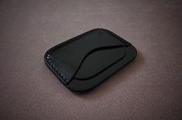 Card Wallet 5 Pocket (Black)