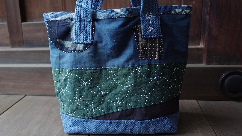 Tote Bag (Vintage sashiko)