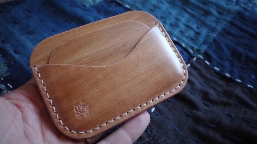 Card Wallet 5 Pocket (Kakishibu Cordovan)