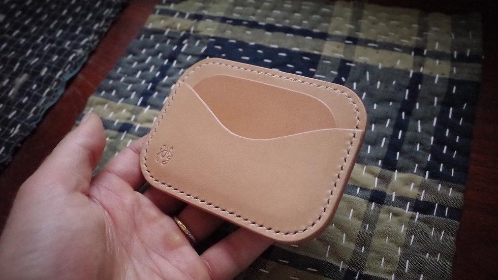 Card Wallet 5 Pocket (Natural)