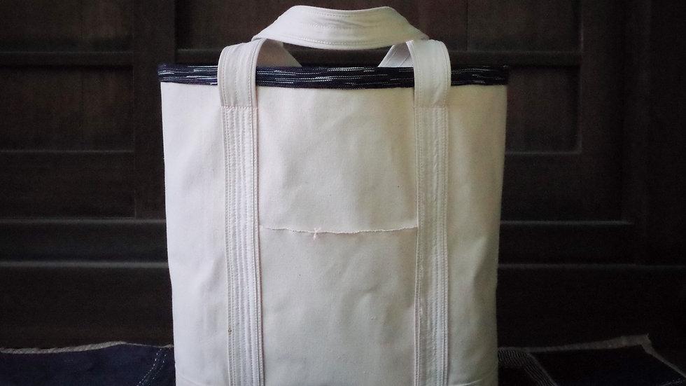 Tote Bag (Ecru Kurashiki Canvas)
