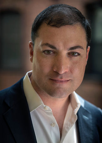 Sean McFate author novelist