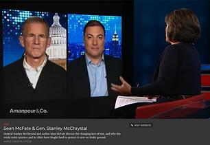 Sean McFate Stan McChrystal Christiane A