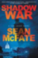 Sean McFate Tom Locke series Shadow War cover
