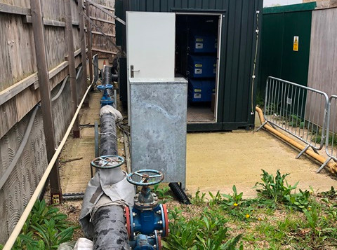 PRT have acquired a new 1.2 megawatt temporary boiler available to hire in the midlands area..