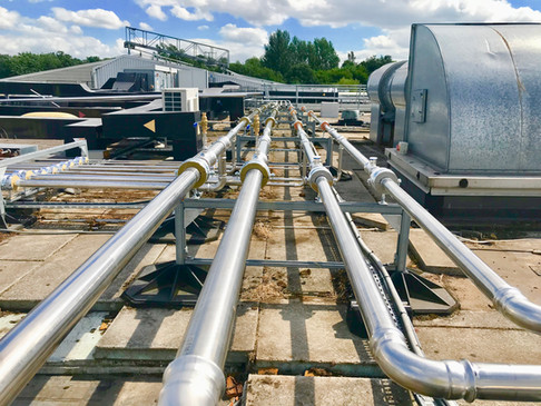 Stainless Steel Press-fit: Make your pipework stand out