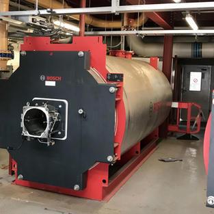 Temporary Boiler Hire