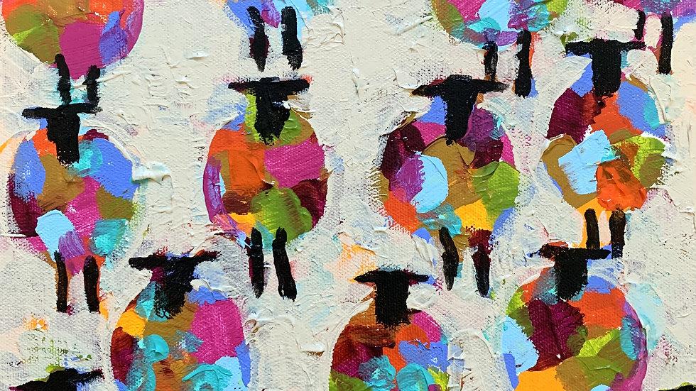 Little Sheep Three