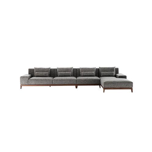 HC28 TEATRO Sofa Sectional HC-K02ZH-6-2