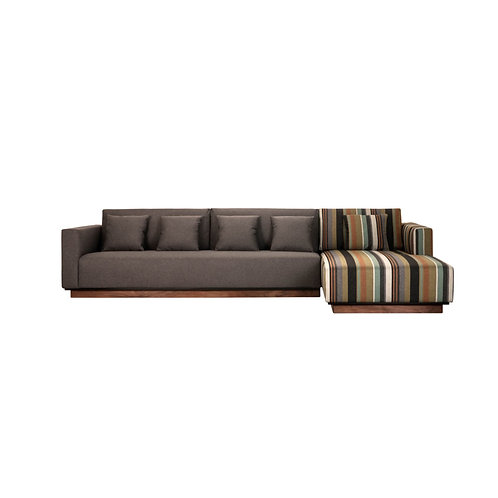 HC28 PIANPIAN Sofa Sectional HC-T08