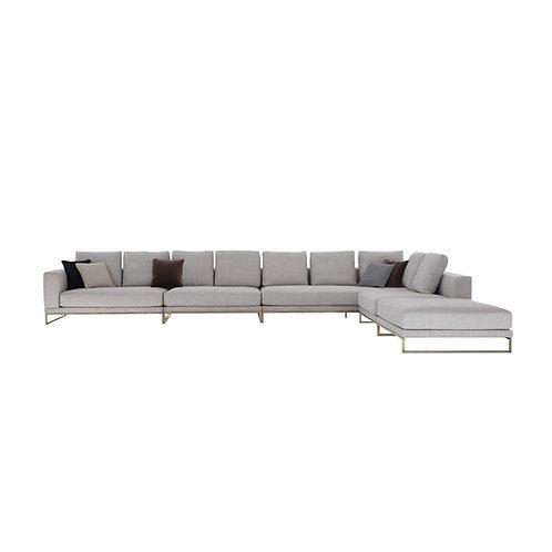 HC28 FOND Sofa Sectional HC-B11
