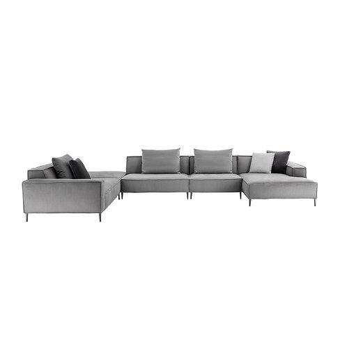 HC28 Sofa Sectional HC-B28
