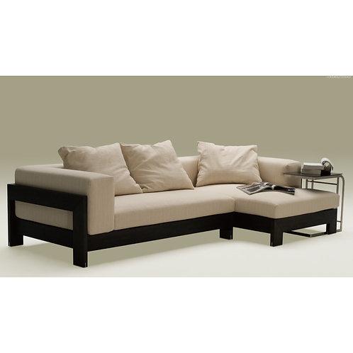 Camerich BrooksWood Sofa C0100409+C0100407