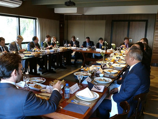 ABIPESCA promove encontro de lideranças do setor de pescados.