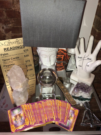 Psychic Of Manhattan TOP & Best Psychic