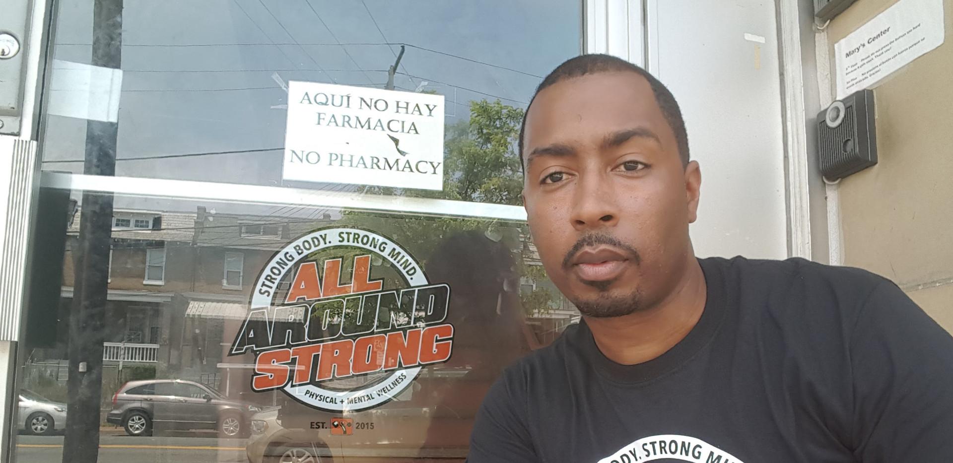 All Around Strong,LLC HQ Basil Bldg Kenn