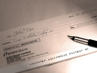 Coronavirus – Practical help for law firms.    Dealing with cheques received in the post
