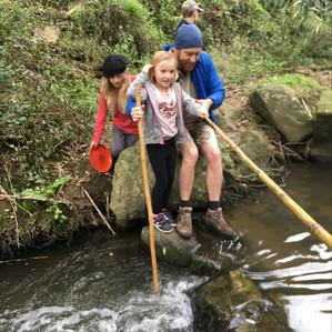 Nature fix for Kids (walk 8)