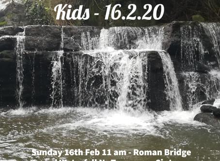 Nature Fix for Kids (walk 7)- 16.2.20