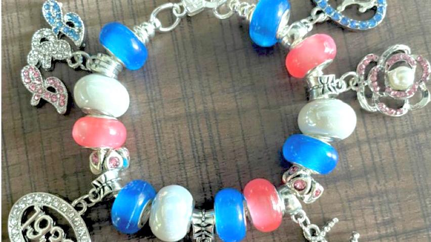 JJOA Charm Bracelet