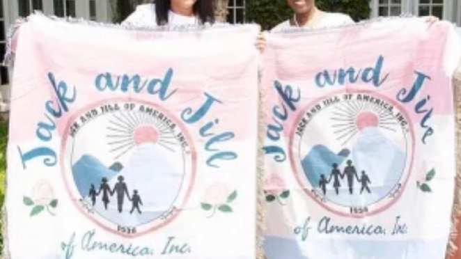 JJOA Afghan Blanket Throw