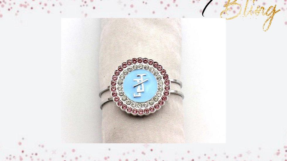 JJOA Bangle Bracelet