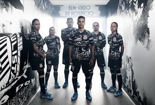 Camisa III Corinthians 2019/20