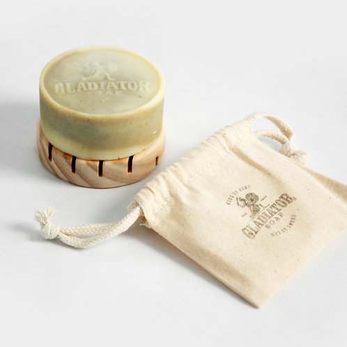 Gladiator Wood Soap Saver