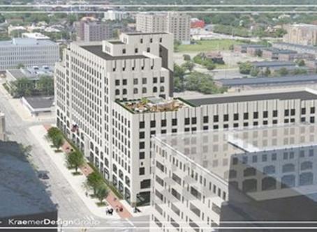 Lutz, Northern Equities acquire Detroit's Albert Kahn building