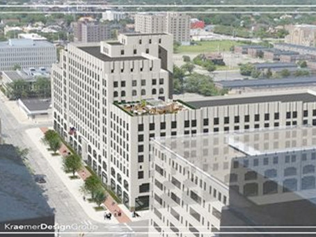 Lutz, Northern Equities acquire Detroit's Albert Kahn building