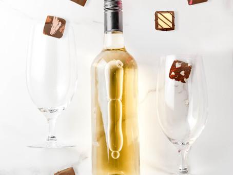 Chocolate & Wine Pairings featuring Patricia's Chocolates
