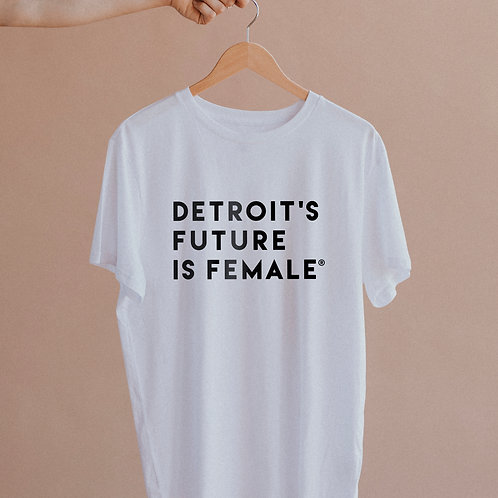 Organic Genderless Graphic T