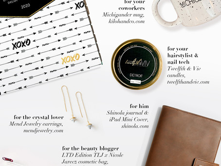 Anna's 2019 Holiday Gift Guide