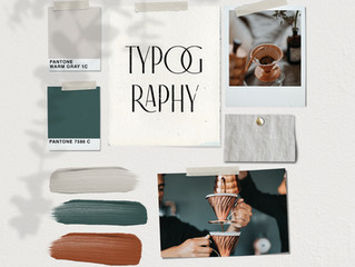 What is a mood board and why it's important.