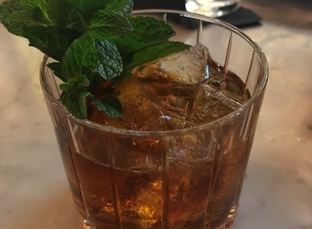 A Girl's Guide to Drinking: Bar Review: Empire Kitchen and Cocktails: Detroit