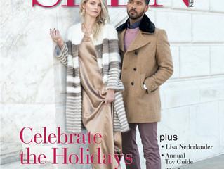 SEEN Magazine + The Crimson Fox