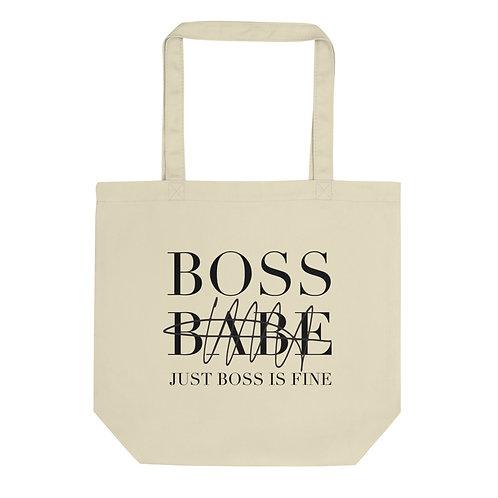 'Boss' Eco Tote Bag