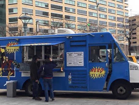 Food Truck Event: Haggerty Corridor Corporate Park on June 25