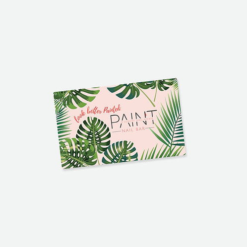 PAINT Gift Card